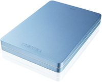Toshiba Canvio Alu 1TB blau
