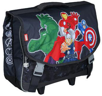 Samsonite Marvel Wonder Roll Schoolbag M