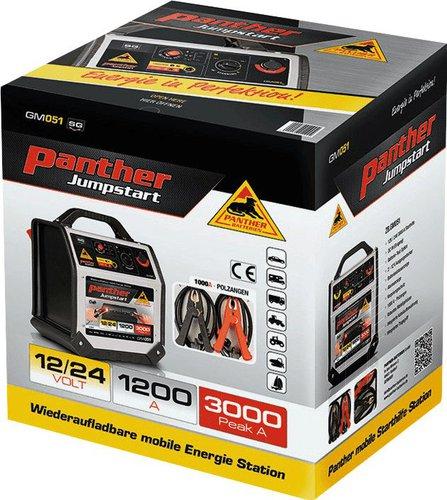 Panther JumpStart GM051