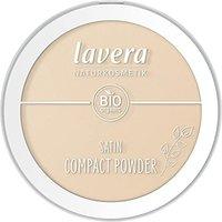 Lavera Trend Sensitiv Mineral Compact Powder - 03 Honey (6,1 g)