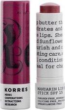 Korres Mandarin Lip Butter Stick Purple (5 ml)