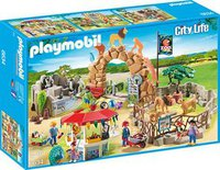 Playmobil City Life - Mein großer Zoo (6634)