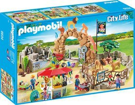 Playmobil City Life - Mein großer Zoo (6634)