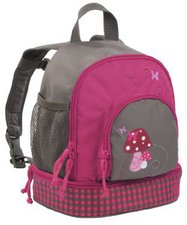 Lässig 4Kids Mini Backpack Classic mushroom magenta