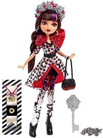 Mattel Ever After High Spring Unsprung Cerise Hood