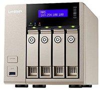 QNAP TVS-463 - Leergehäuse