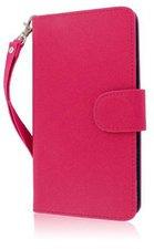 Empire MPERO FLEX FLIP Case rosa (Samsung Galaxy Note 3)