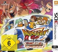 Inazuma Eleven Go: Chrono Stones - Flammenwall (3DS)