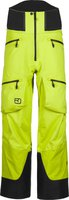 Ortovox 3L Merino Guardian Shell Pants M Happy Green