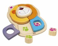 Chicco Puzzle Baby Lion