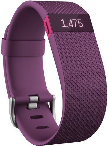 Fitbit Charge HR pflaume (S)
