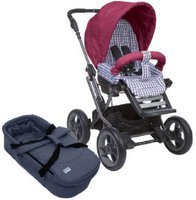 Teutonia Mistral P V3 2015 Berry Pink