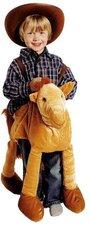 Körner Plüsch-Reittier Pferd