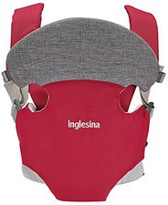 Inglesina Bauchtrage Front rosso