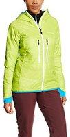Ortovox Swisswool Light TEC Jacket Lavarella W happy green