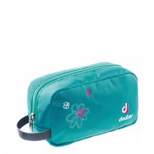 Deuter Pencil Pouch magenta arrowcheck