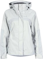 Jack Wolfskin Topaz II Jacket Women Grey Haze