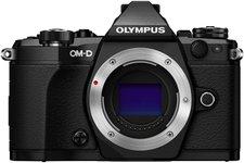 Olympus OM-D E-M5 Mark ll Body schwarz
