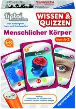 Ravensburger tiptoi Wissen & Quizzen: Menschlicher Körper