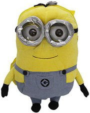 Posh Paws Despicable Me 2 Minions Plush Back Pack