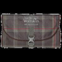 Jack Wolfskin Mini Waschsalon siltstone glencheck