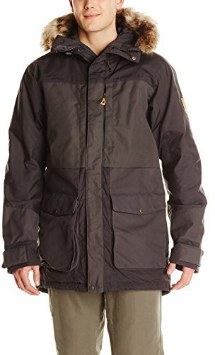 Fjällräven Barents Parka Dark Grey