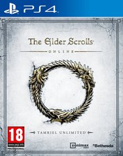 The Elder Scrolls Online - Tamriel Unlimited (PS4)