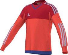 Adidas Top 15 Torwarttrikot Kinder bright red/scarlet/clear sky/bold blue