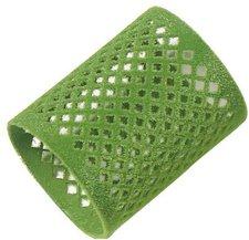 Comair Metallwickler Beflockt 50 mm grün 12 Stück