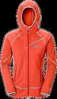 Jack Wolfskin Prime Dynamic Jacket Women Flame Orange