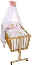 Easy Baby Komplett-Wiege Honey Bear natur