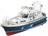 Krick HE 4 Polizeiboot Baukasten (20330)