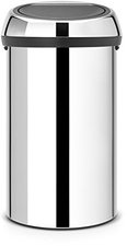 Brabantia Touch Bin 60L Brilliant Steel (402609)