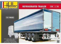 Heller Joustra Refrigerated Trailer (80776)