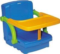Babysun Nursery Sitzerhöhung Hi-Seat blau/orange