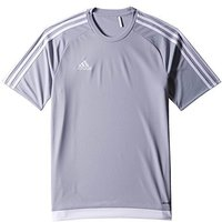 Adidas Estro 15 Trikot Kinder light grey/white