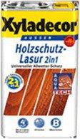 Xyladecor Holzschutzlasur 2in1 5 l Nussbaum