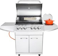 Paella World Allgrill Allrounder III 4+1+1