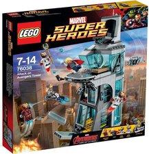 LEGO Super Heroes - Überfall auf den Avangers Tower (76038)
