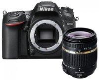 Nikon D7200 Kit 17-50 mm Tamron