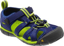 Keen Seacamp II CNX Kids blue depths/lime green