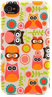 Uncommon Cute Little Owls (iPhone 4/iPhone 4S)