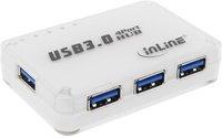 InLine 4-Port USB 3.0 Hub