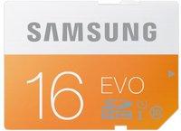 Samsung SDHC EVO 16GB Class 10 UHS-I (MB-SP16D/EU)