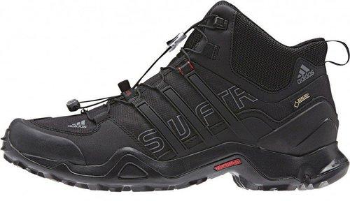 Adidas Terrex Swift R Mid GTX core black/vista grey/power red
