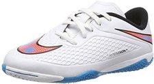 Nike Jr Hypervenom Phelon IC white/total crimson/blue lagoon