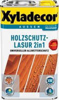 Xyladecor Holzschutzlasur 2in1 2,5 l Eiche hell