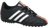 Adidas 11 Questra TF J core black/ftwr white/flash orange