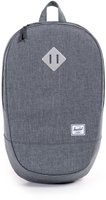 Herschel Crown Backpack charcoal crosshatch/3m rubber