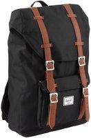 Herschel Little America Backpack Mid-Volume navy/navy pu
